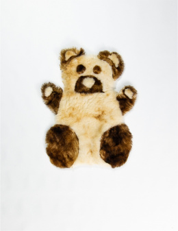 Teddy Bear / White-Brown