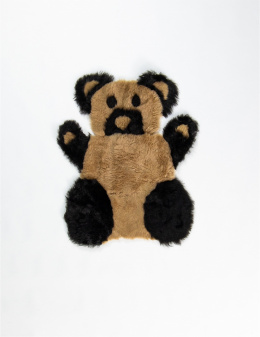 Teddy Bear / Brown-Black
