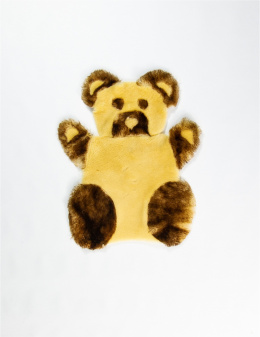 Teddy Bear / Yellow-Brown