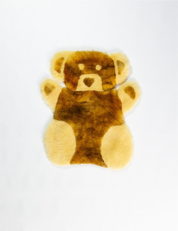 Teddy Bear / Brown-Yellow