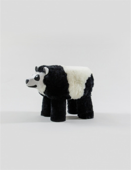 Decorative Bear / Black-White