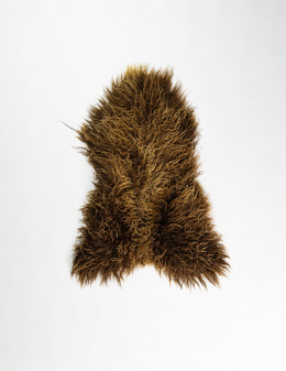Iceland Sheepskin / Brown / Curly