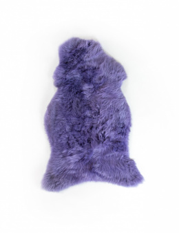 Colored Sheepskin / Purple