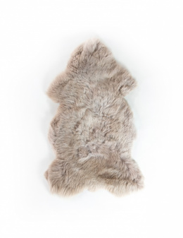 Colored Sheepskin / Beige