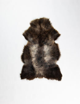 Natural sheepskin / multicolor