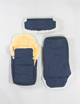 Sleeping Bag for Children / Navy Blue