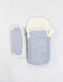 Sleeping Bag for Children / Light Gray