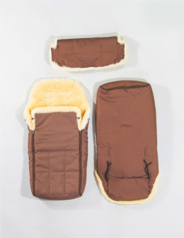 Sleeping Bag for Children / Brown