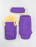 Sleeping Bag for Children / Violet