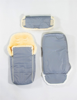 Sleeping Bag for Children / Gray