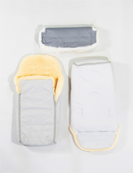 Sleeping Bag for Children / Silver