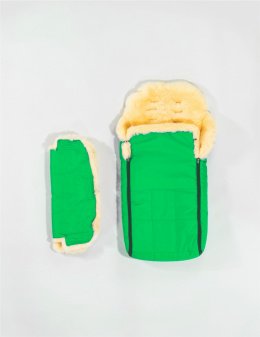 Sleeping Bag for Children / Green